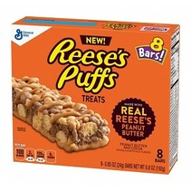Reese's - Puffs Treats Bars 8-Pack