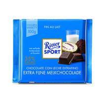 Ritter Sport - Extra Fijne Chocolade 100 Gram