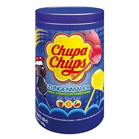 Chupa Chups Chupa Chups - Tong Painter (zungen-maler) 100 Stuks