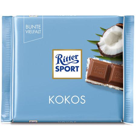 Ritter Sport Ritter Sport - Kokosl 100 Gram