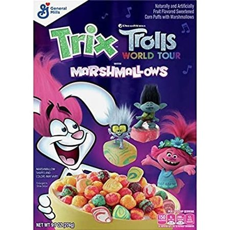 General Mills General Mills - Trix Marshmallows 274 Gram