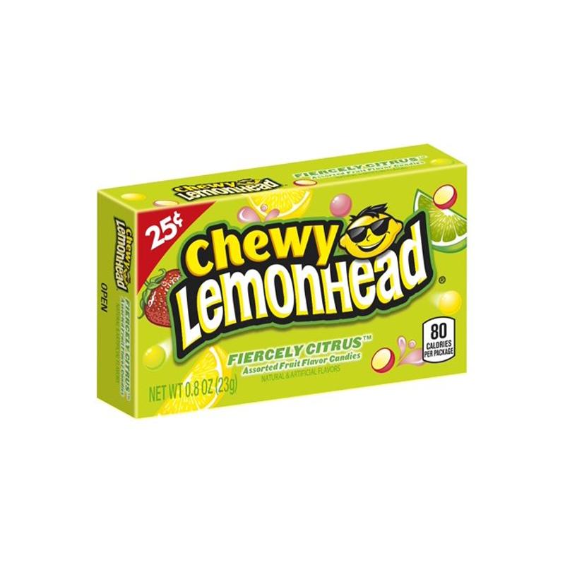 Ferrara Pan Ferrara Pan - Chewy Lemonhead - Fiercely Citrus 23 Gram