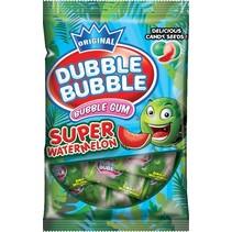 Dubble Bubble - Super Watermelon Bubble Gum 85 Gram