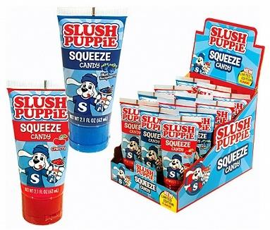 Slush Puppie Slush Puppie - Squeeze Candy 1x