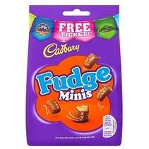 Cadbury - Fudge Bites 120 Gram