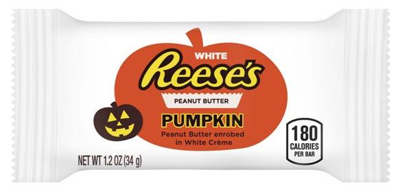 Reese's Reese's - White Peanut Butter Pumpkins 34 Gram