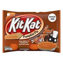 Kit Kat - Pumpkin Pie Miniatures 283 Gram