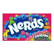 Wonka Nerds Rainbow Theatre Box  141 Gram