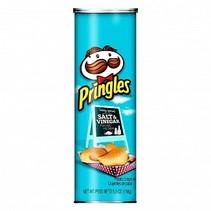 Pringles - Salt & Vinegar 158 Gram