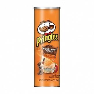 Pringles Pringles - Buffalo Ranch 158 Gram