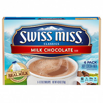 Swiss Miss - Hot Cocoa Mix Milk Chocolate 124 Gram