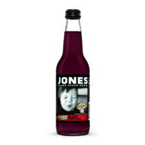 Jones Soda - Warheads Black Cherry 355ml
