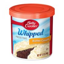 Betty Crocker - Butter Cream Frosting 340 Gram