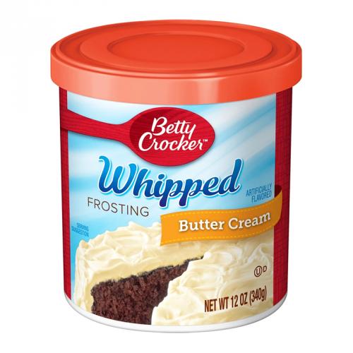 Betty Crocker Betty Crocker - Butter Cream Frosting 340 Gram