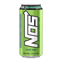 NOS - Sonic Sour High Performance Energy Drink 473ml
