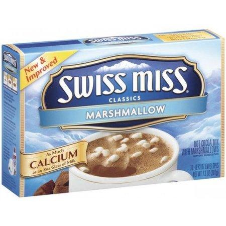 Swiss Miss Swiss Miss - Hot Cocoa Mix  Swiss Miss - Marshmallows Cocoa Drink Mix 207 Gram