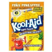 Kool Aid - Pineapple 3,96 Gram