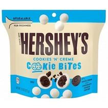Hershey's - Cookies 'n' Creme Cookie Bites 212 Gram
