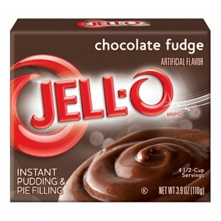 Jell-O Jell-O - Dessert Mix Chocolate Fudge 110 Gram