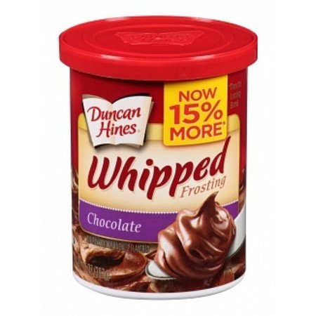 Duncan Hines Duncan Hines - Whipped Frosting Chocolate 397 Gram