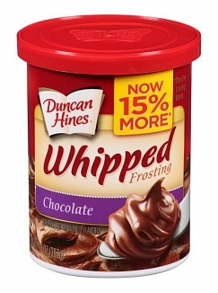 Image of Duncan Hines Duncan Hines - Whipped Frosting Chocolate 397 Gram 114166094