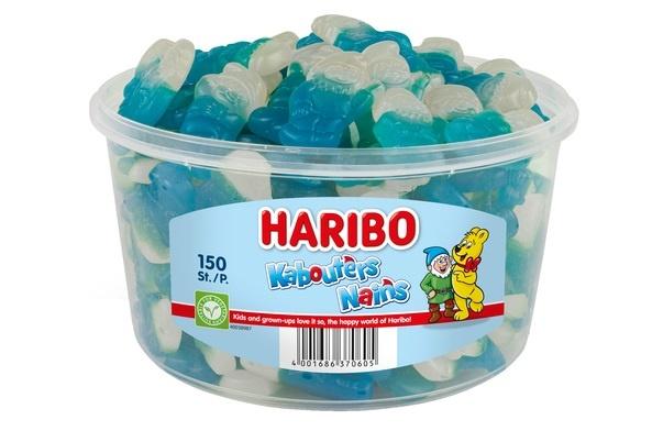 Haribo Haribo - Silo Winegum Kabouters150 Stuks 1350 Gram