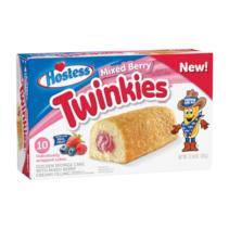 Hostess - Mixed Berry Twinkies 385 Gram