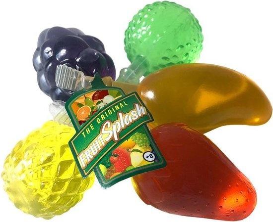 Fruit Splash Fruit Splash - Jelly Fruit The Original 310 Gram