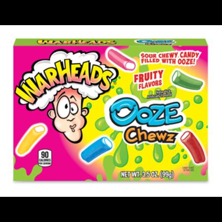 Warheads Warheads - Ooze Chewz Videobox 99 Gram