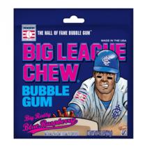 Big League Gum - Blue Raspberry Candy 60 Gram