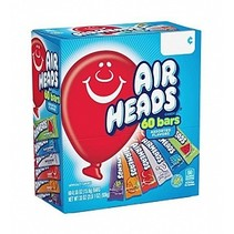 Airheads - Assorted Bars 936 Gram 60-Pack