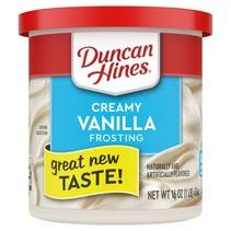 Duncan Hines - Creamy Vanilla 454 Gram