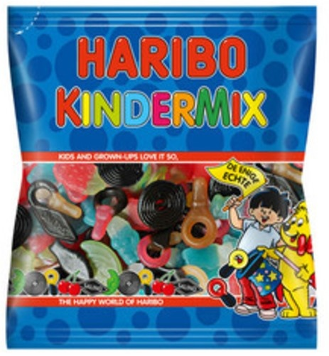 Haribo Haribo - Kinder Mix 1 Kilo