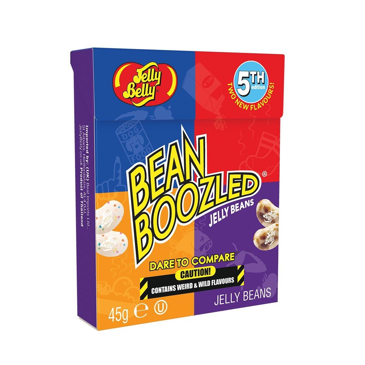 Jelly Belly Jelly Belly - Bean Boozled Doosje 45 Gram