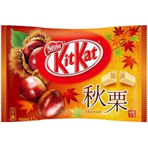 KitKat - Autumn Sweet Potato 12 Mini´s