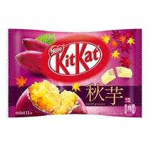 KitKat - Sweet Potato 12 Mini´s