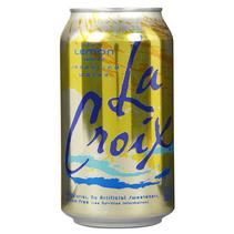 La Croix - Lemon Sparkling Water 355ml 12 Blikjes
