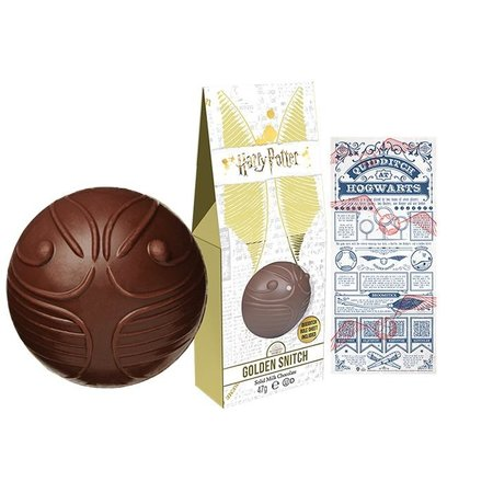 Jelly Belly Jelly Belly - Harry Potter Chocolate Snitch 47 Gram
