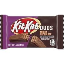 Kit Kat - Limited Editon Duo's Mocha & Chocolate 42 Gram