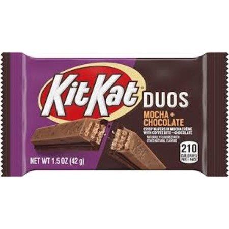 Kit Kat Kit Kat - Limited Editon Duo's Mocha & Chocolate 42 Gram