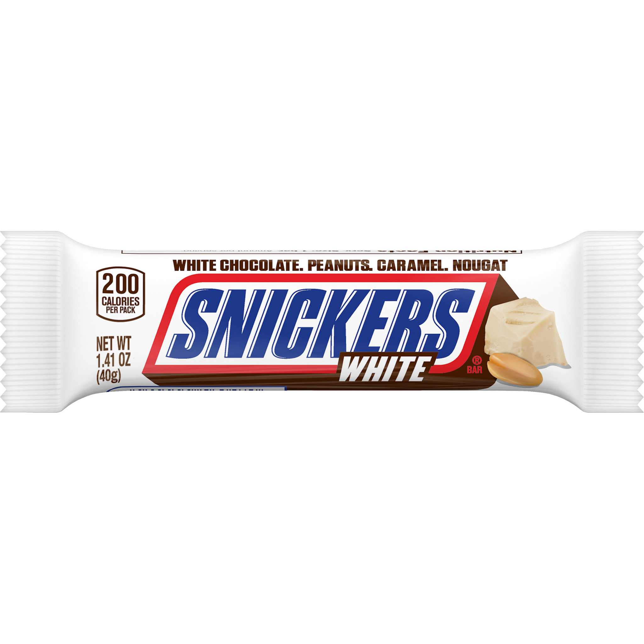 Snickers Snickers - White 40 Gram