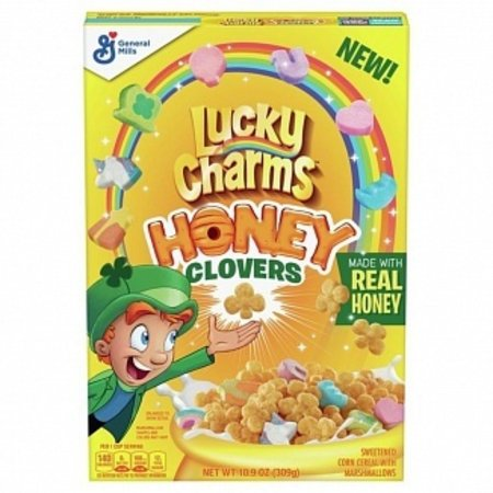 Lucky Charms Lucky Charms - Honey Clovers 309 Gram