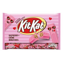 Kit Kat - Raspberry Creme Miniatures 255 Gram