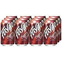 Faygo - Cherry Cola 355ml 12 Blikjes