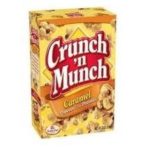 Crunch 'n Munch - Caramel 99 Gram