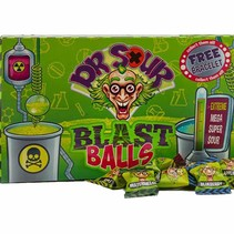Dr. Sour - Blast Balls 90 Gram