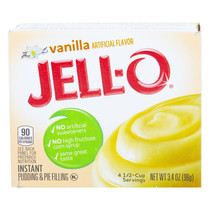 Jell-O - Vanilla 96 Gram
