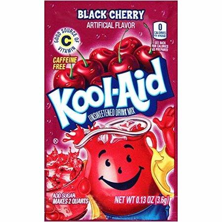 Kool Aid Kool-Aid - Black Cherry 3,6 Gram
