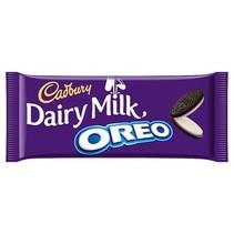 Cadbury - Dairy Milk Oreo 120 Gram
