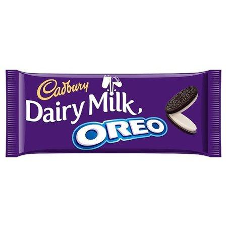 Oreo Cadbury - Dairy Milk Oreo 120 Gram